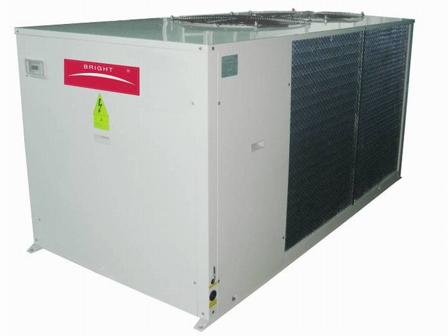 China Air Cooled Water Chiller and Heat Pump With Axial Fans (H(R)AF  #B11A3C