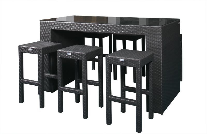 China Bar Table Patio Furniture Hr D08 China Patio