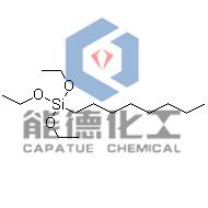 Organofunctional Silane Coupling Agent N-Octyltriethoxysilane (CAS No. 2943-75-1)