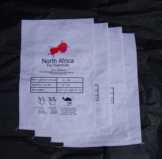 Plastic PP Woven Bag