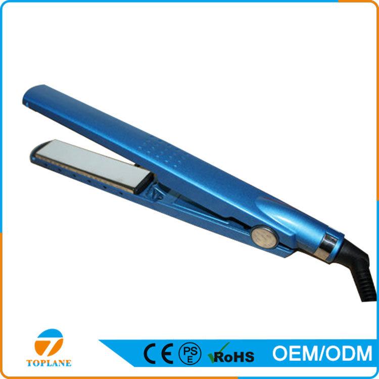 Ceramic Flat Iron Fast Heating LCD Display Hair Flat Iron for Hair Straightener