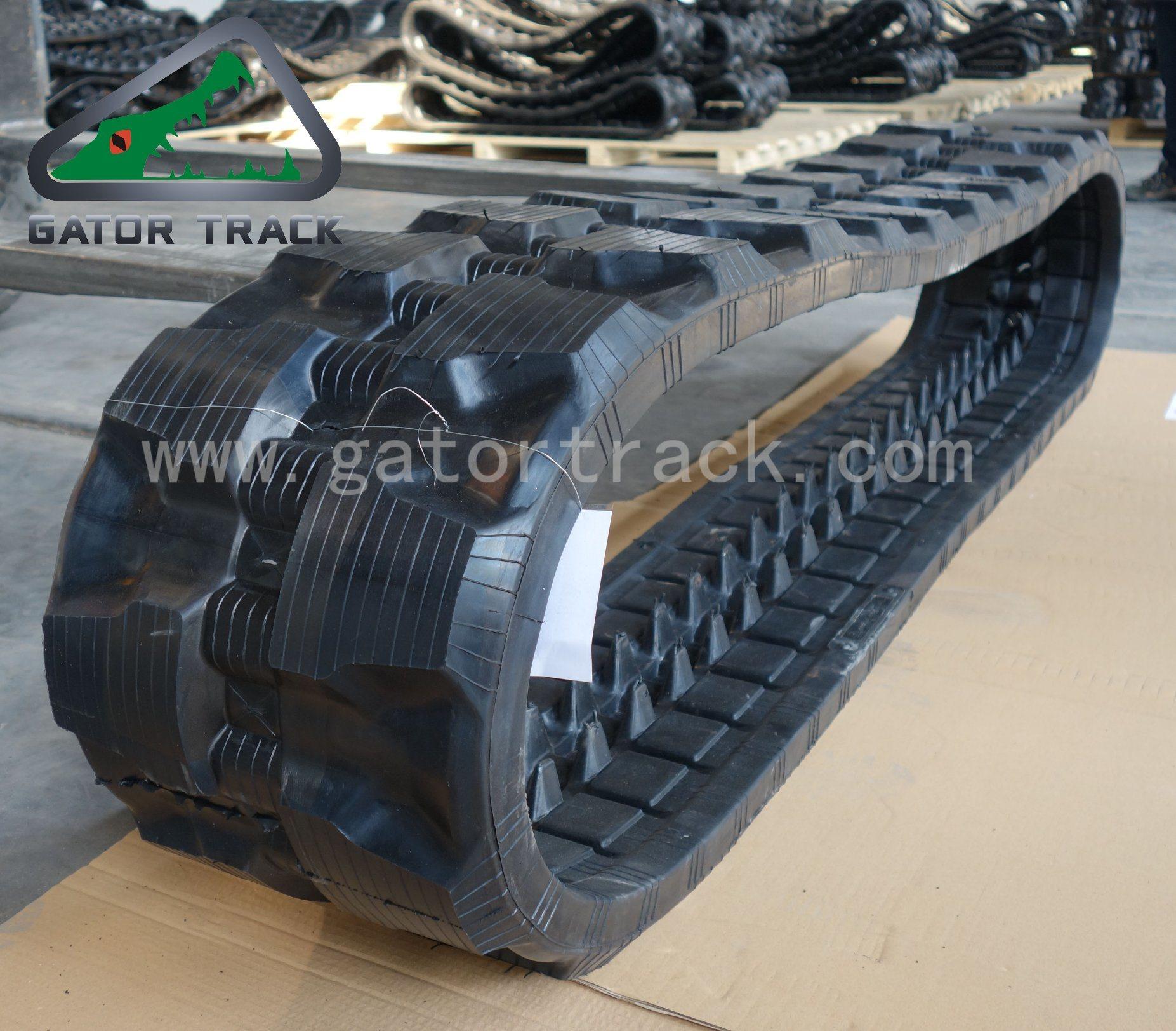 T320 X 86k Skid Steer Loader Track Rubber Tracks