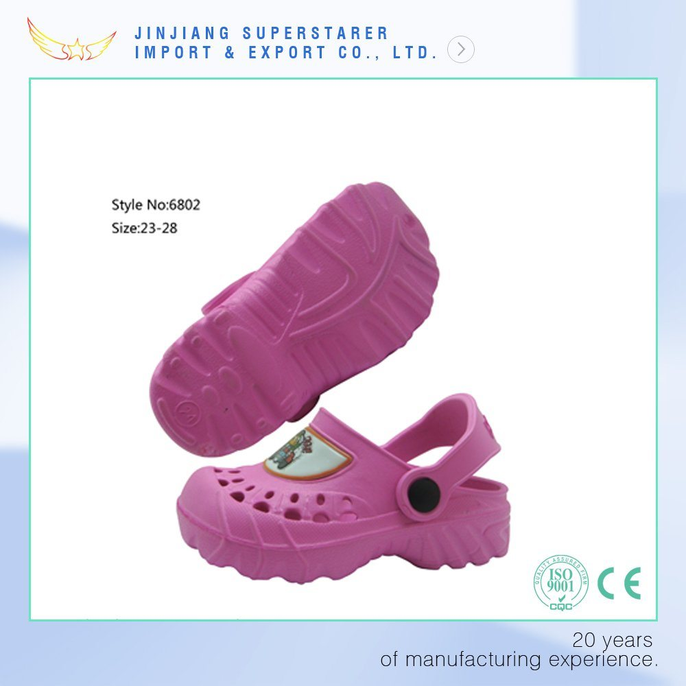 Hot Selling Kids EVA Garden Clog, Kids Footwear