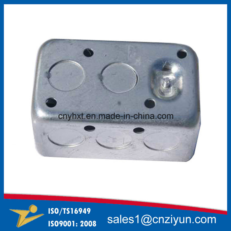 Deep Drawing Metal Electrical Junction Box