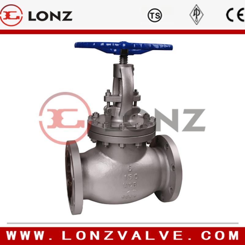 Cast Steel Globe Valve (J41H)