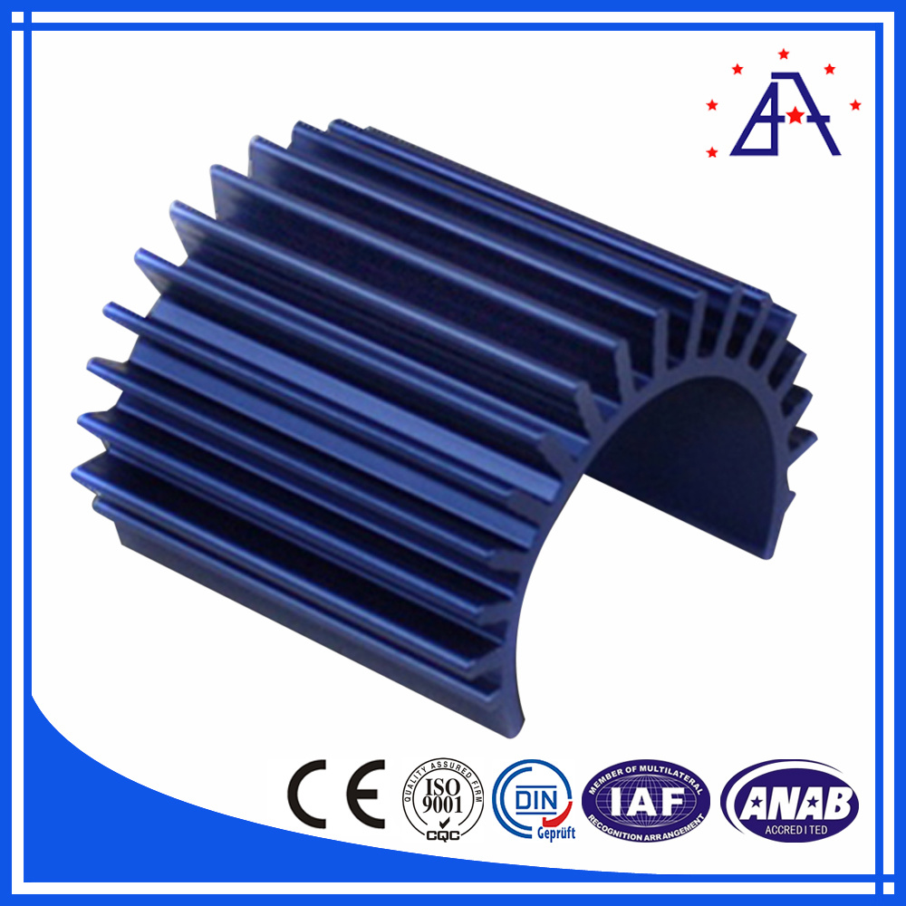 Chinese Top Manufacturer Industrial Aluminum Heat Sink