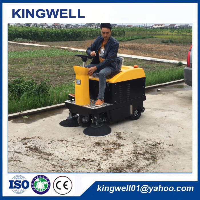 Hot Sale Electric Road Sweeper with Best Price (KW-1050)