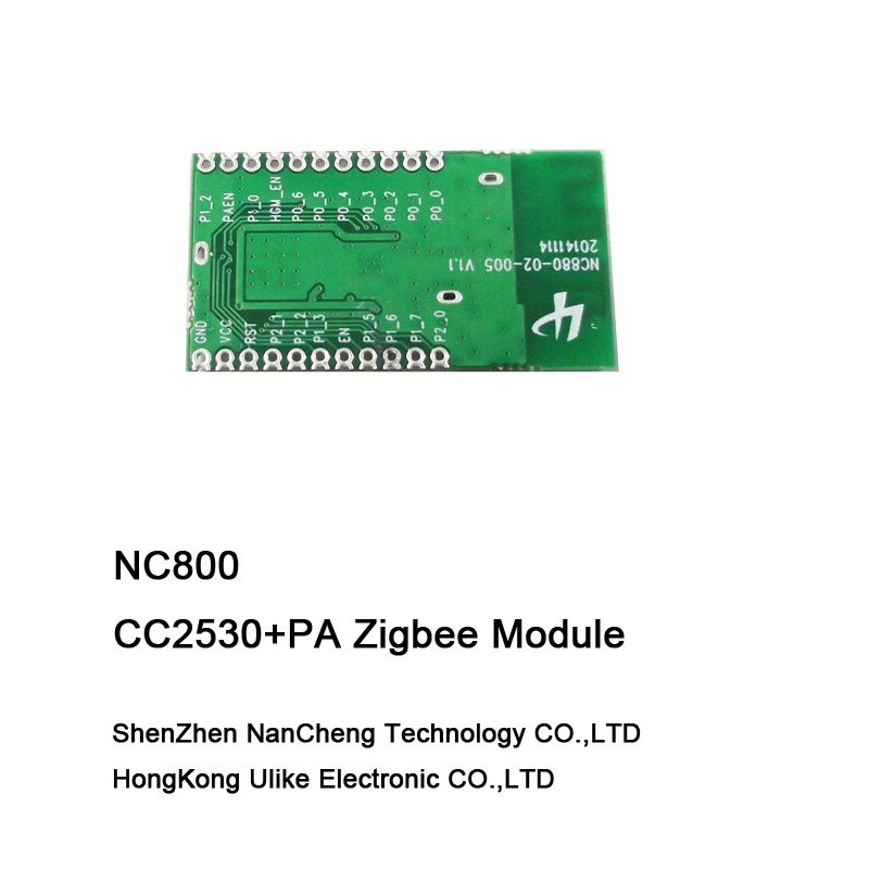 Cc2530 Cc2592 Cc2530 PA Zigbee Module Transceiver Module RF Module