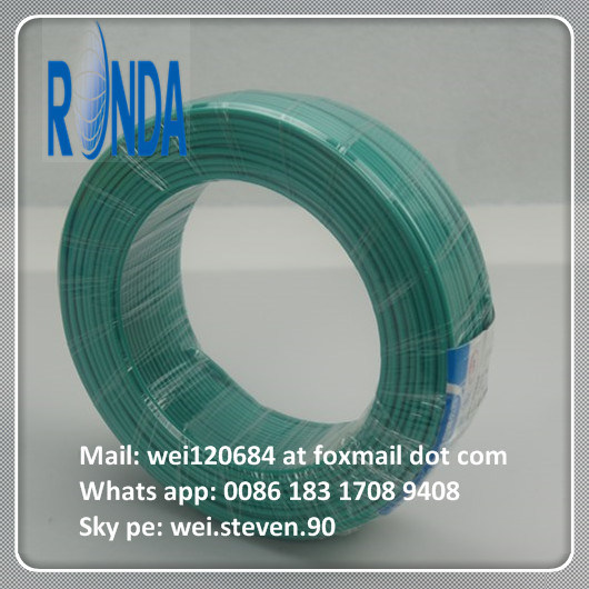 H07V-U PVC Electrical Wire 1.5 2.5 4 6 10 SQMM