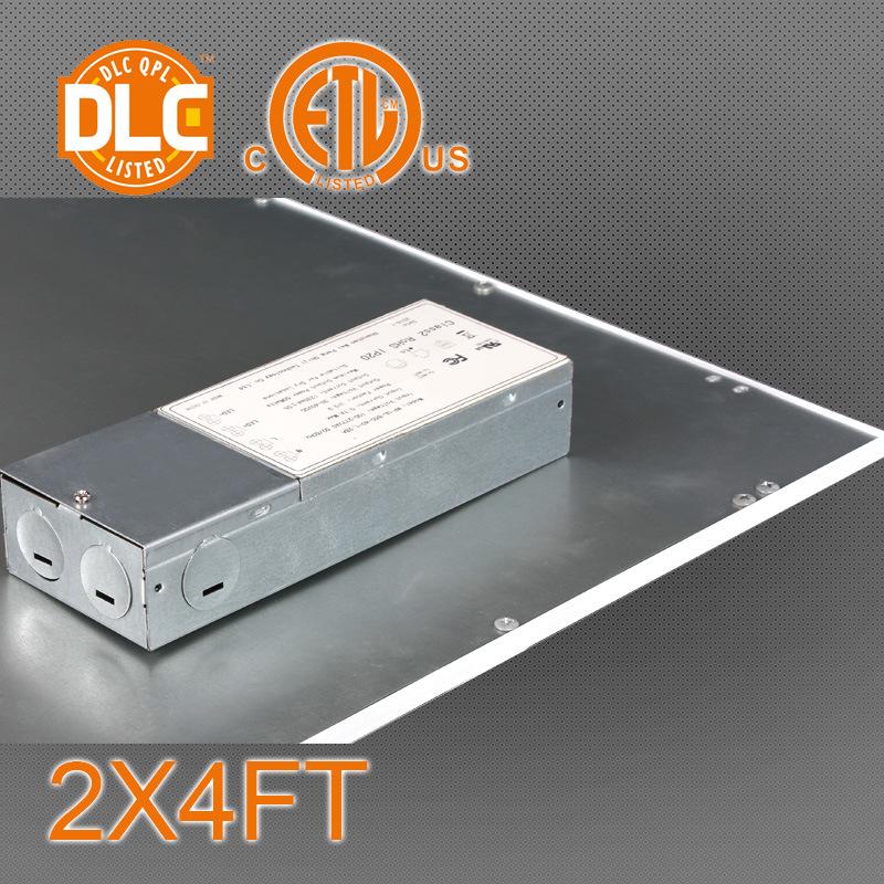 Ra82 PF>0.92 1X4FT LED Panel Ceiling Light Interior Lighting