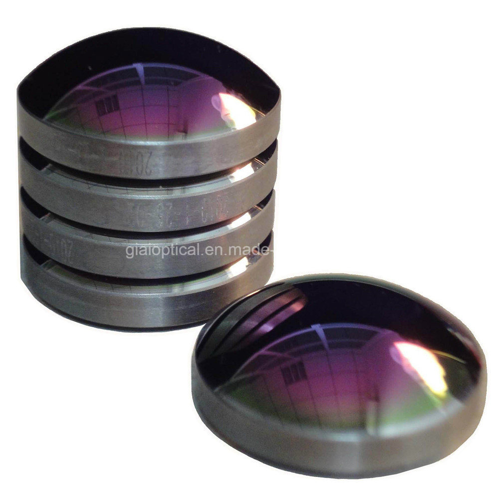 Giai 1200-7000nm Infrared Standard Silicon Plano-Convex (PCX) Optical Lens