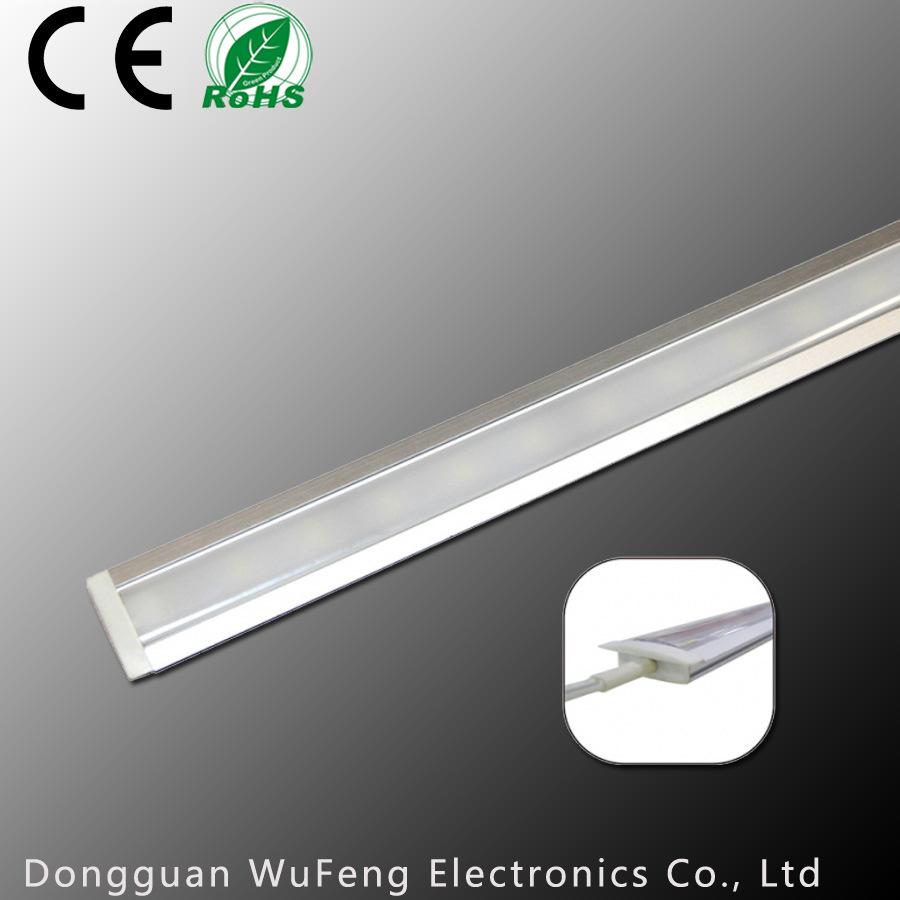 500X25 Under Ultrathin LED Aluminum Alloy Profile