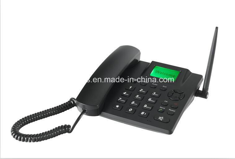 12 Year Manufacturer Fixed Wireless Phone/ GSM Desktop Phone with 3G Multi Langauge