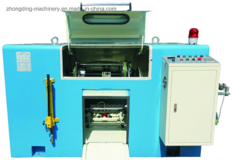 Zd-630 High Speed Bunching Machine