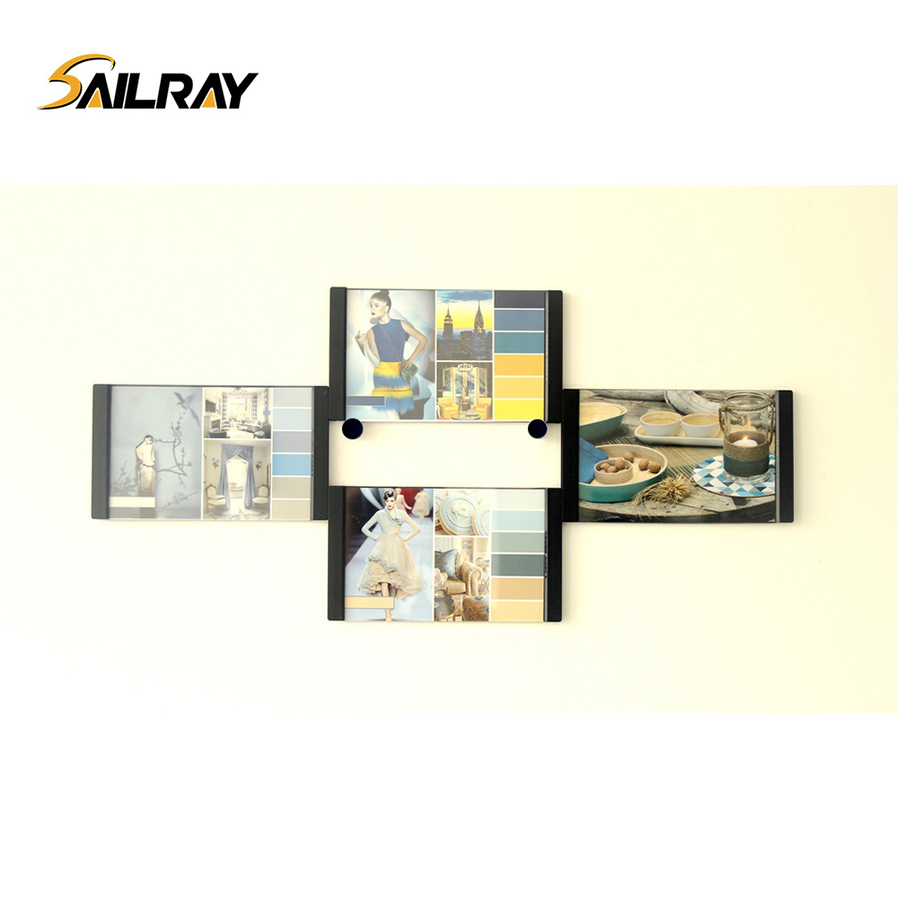 """4""""*6""""Leggy Horse New Style Acrylic PU Photo Frame/Picture Frame for Home Decoration"""
