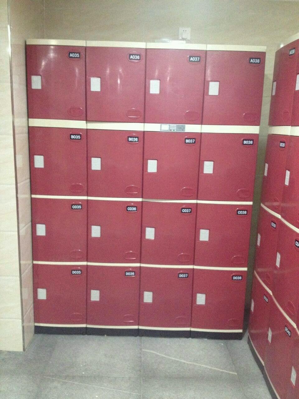4 Door Locker for School or Library