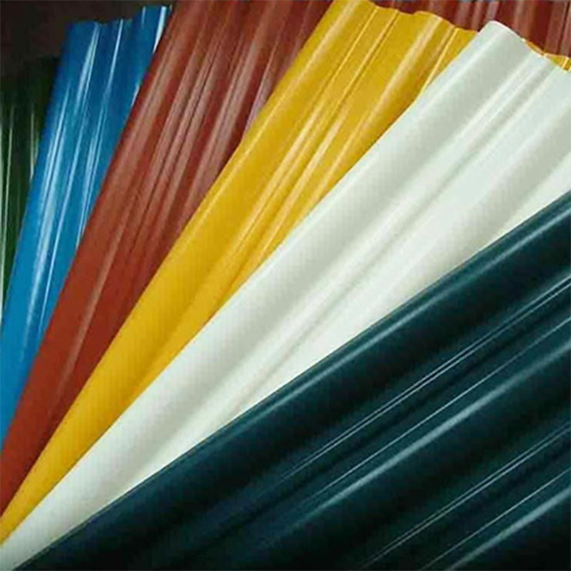 100% Bayer Virgin Materials Policarbonato Roofing Sheet