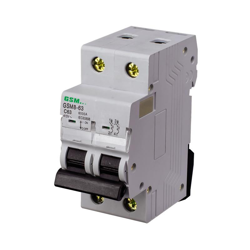 Miniature Circuit Breaker MCB GSM8-63