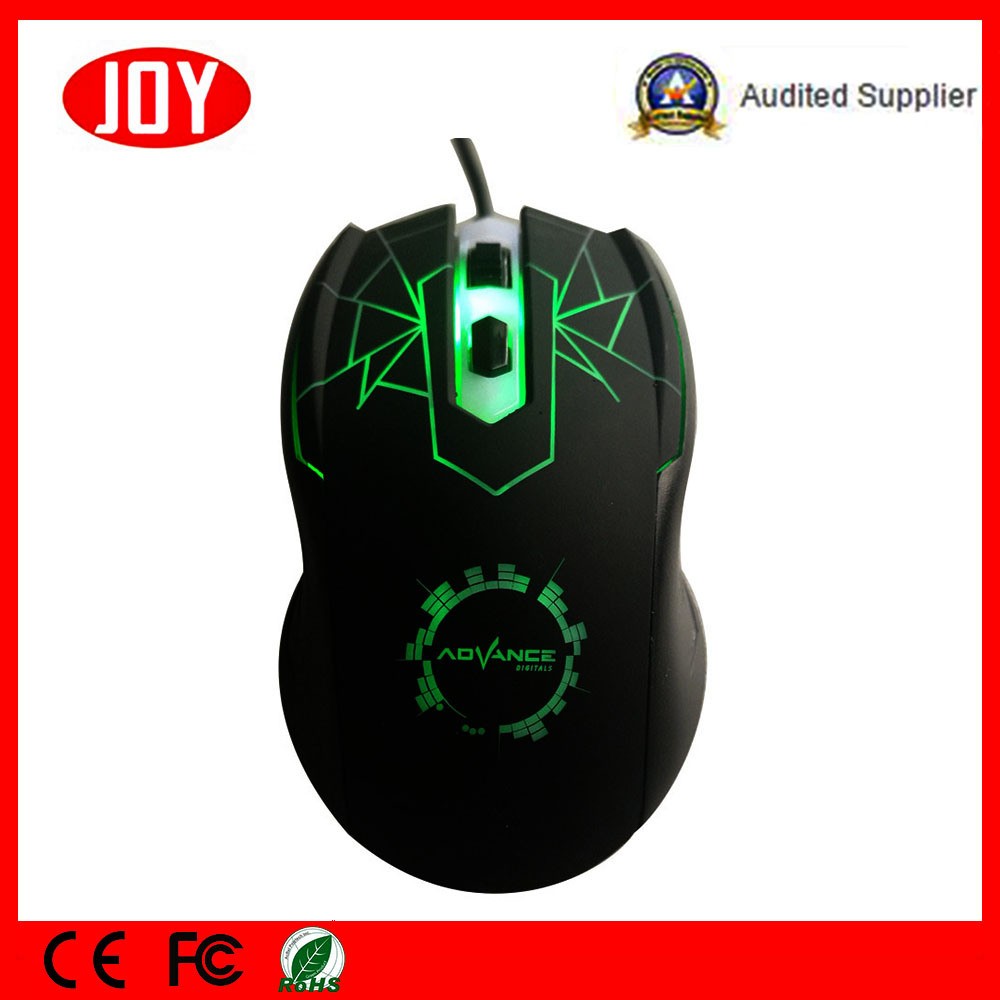 USB Laser LED Wired Computer Mini Optical Mouse