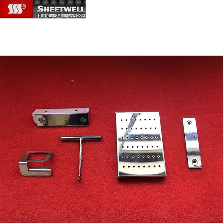 China Steel Metal SPCC Mechanical Machnery Spare Machine Part