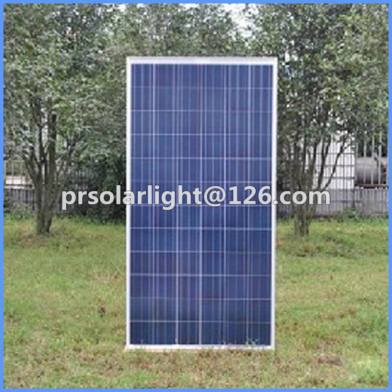 120W High Efficiency Poly Renewable Energy Saving Mini Solar Panel