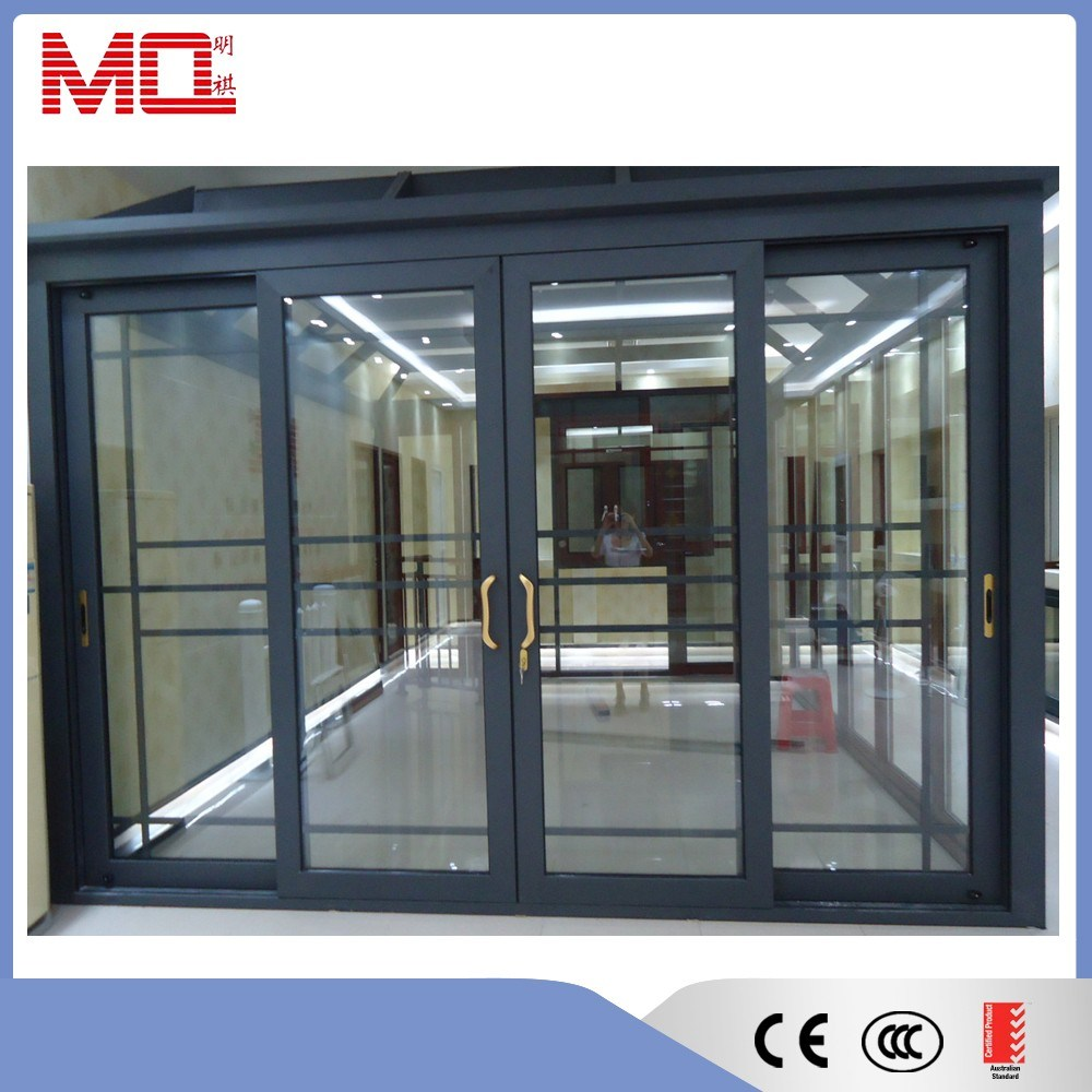 Aluminium Frame Sliding Door Factory in China
