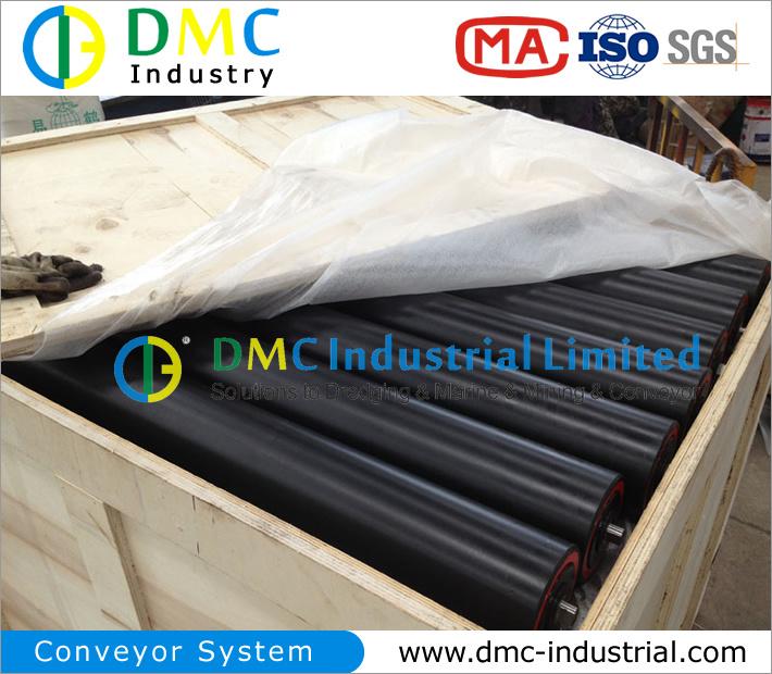 Steel Belt Conveyor Idler