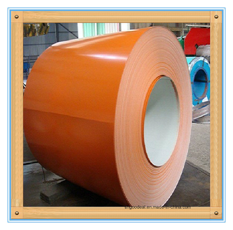 Your Reliable supplier of Color Coated PPGI for Building