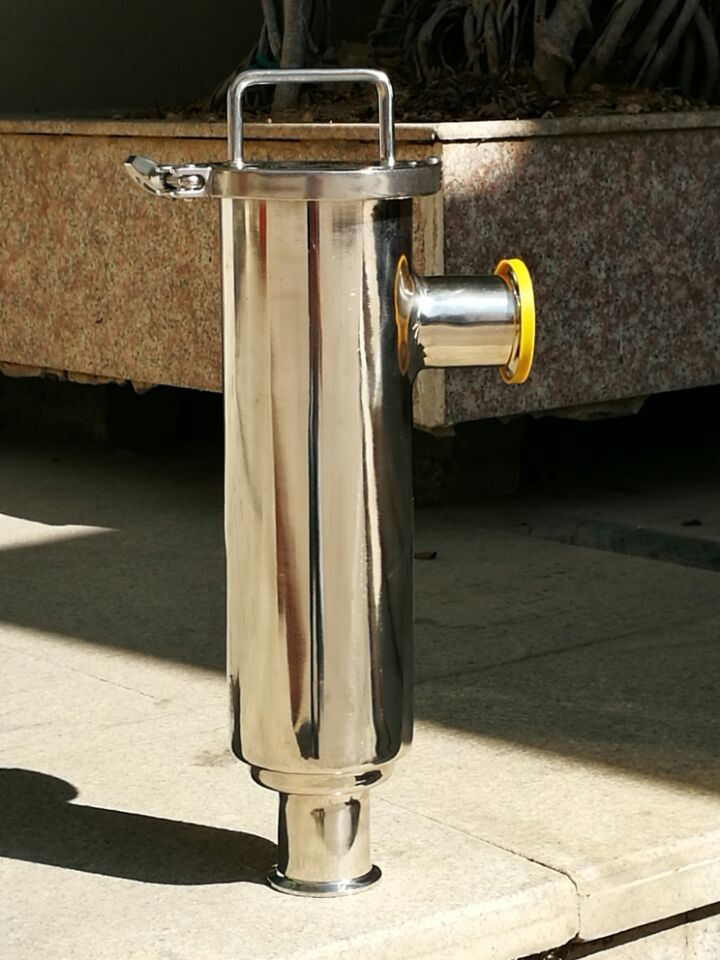 Ss 316 Tube Filter Oil Filter Housing for Food Beverage