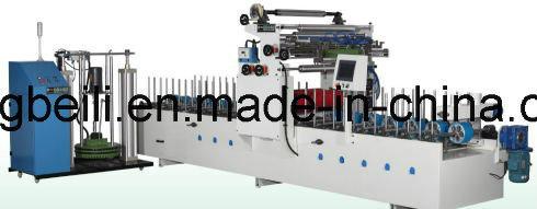 EVA Hot Melt Glue Profile Furniture Decorative Woodworking Wrapping/Coating/Laminating Machine