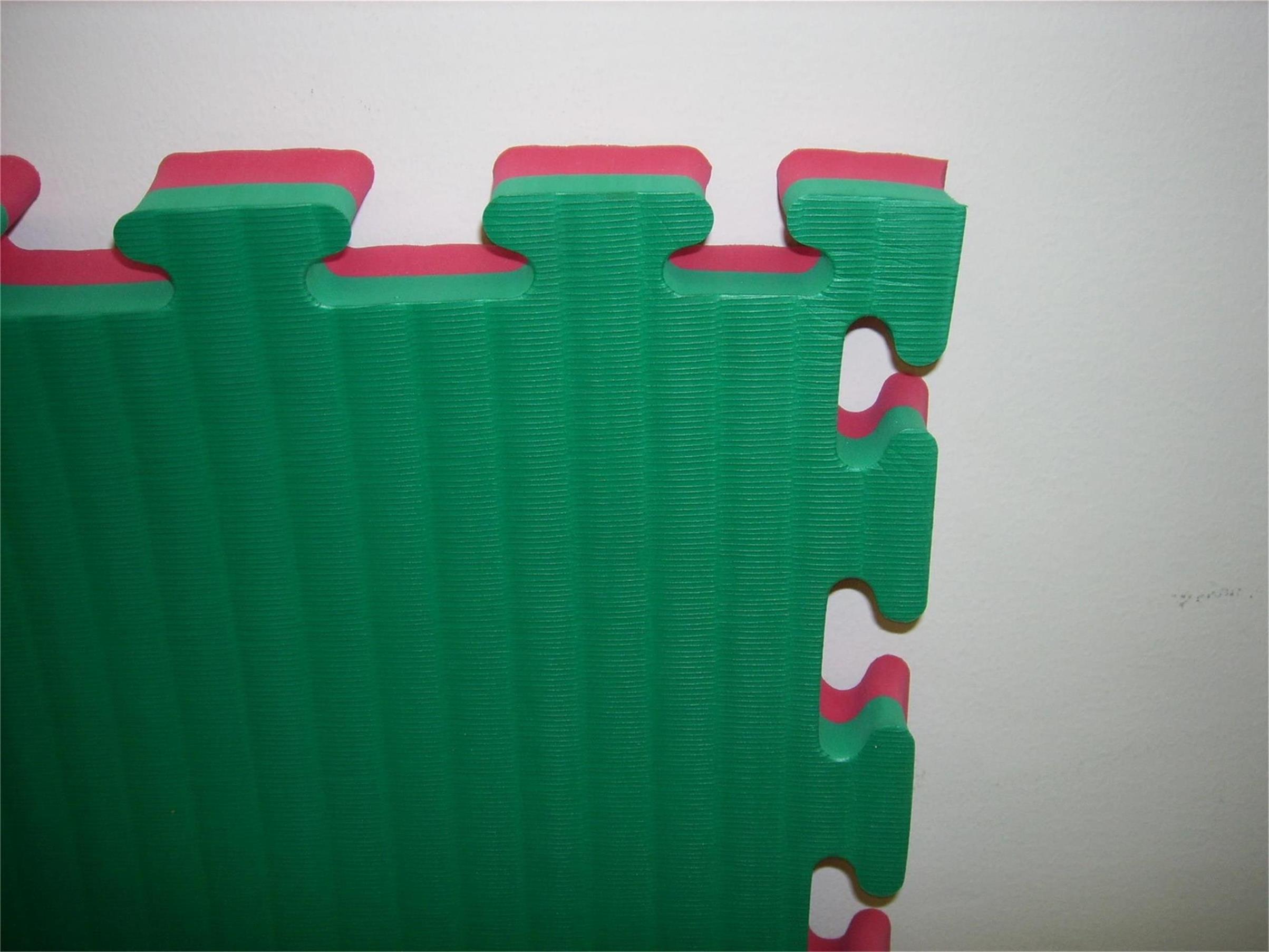 EVA Karate Sports Mat with Interlock Style