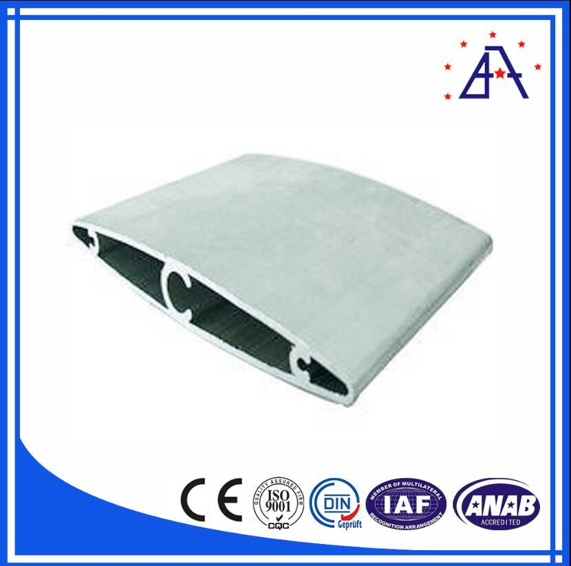 Hot Selling Aluminum Profile for Rolling Shutter