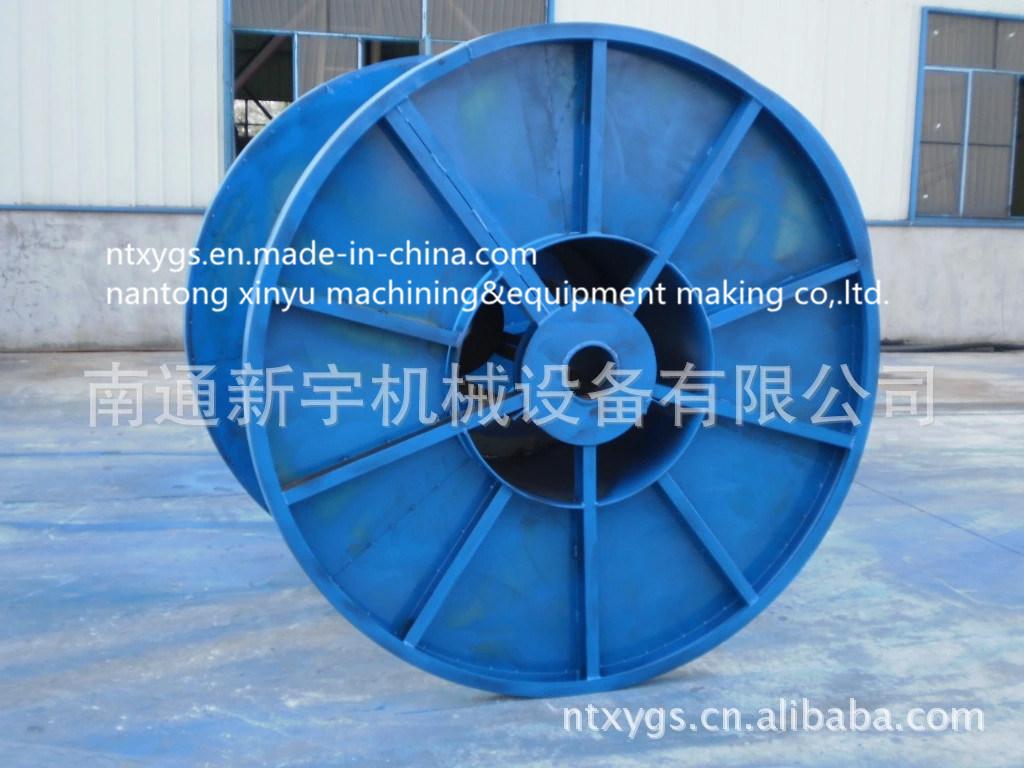 blue Reel for Steel Wire