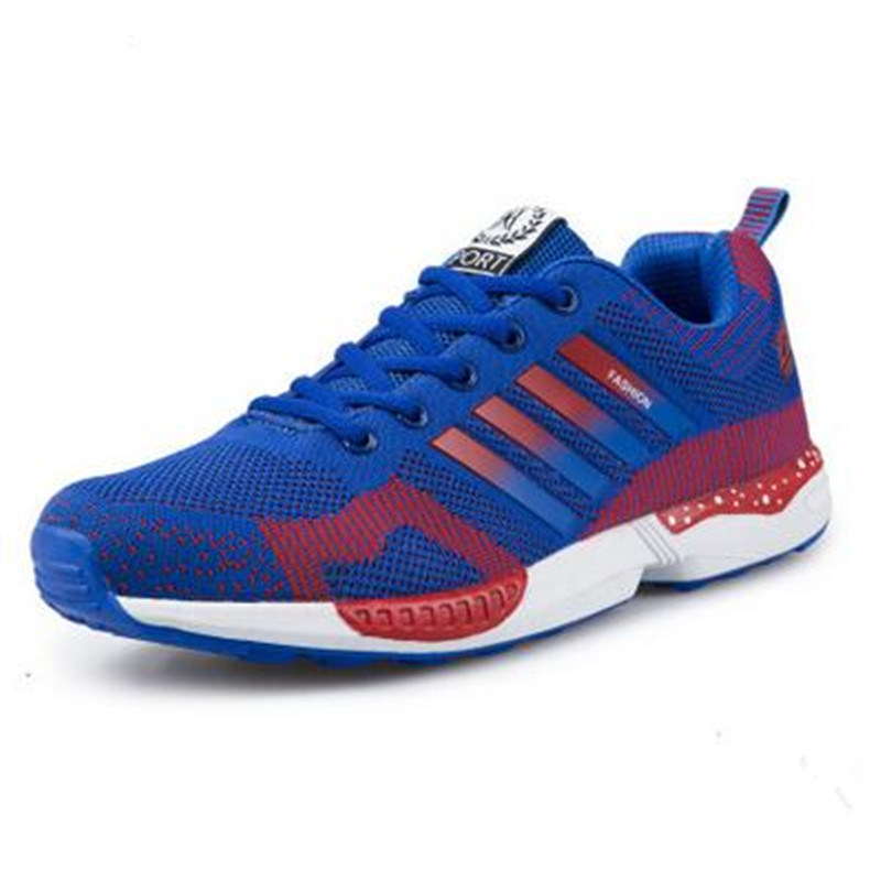 2017 New Fashion Sport Shoes, Breathable Flyknit Running Shoes, Zapatos