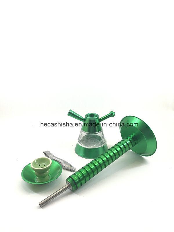 Colorful Best Quality Zinc Alloy Nargile Smoking Accessory Shisha Hookah