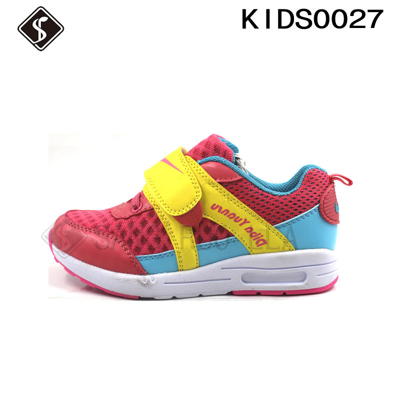 Kids Sports Running Shoes with MD Outsole