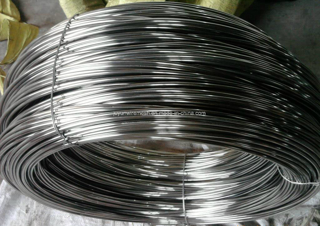 High Carbon Mattress Spring Steel Wire
