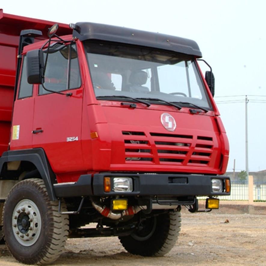 Shacman S2000 4X2 Dump Truck Wei Chai Engine 270HP