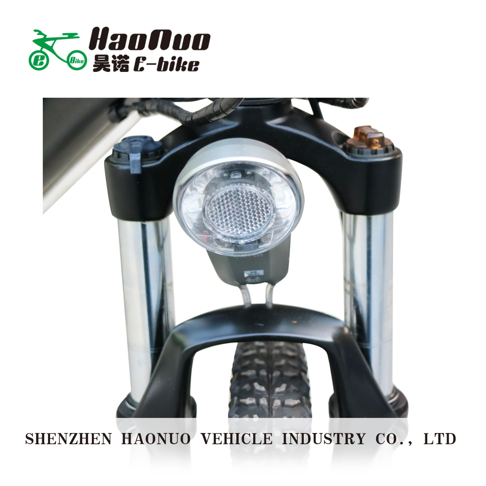 2017 China Factory Supply Two Wheel Electric Mountain Bike with 36V 12ah Lithium Battery