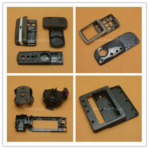 Custom Plastic Injection Molding Parts Mold Mould for Automatic Pool Cleaners