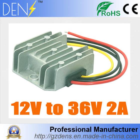 DC DC 12V to 36V 2AMP 72W Boost Converter