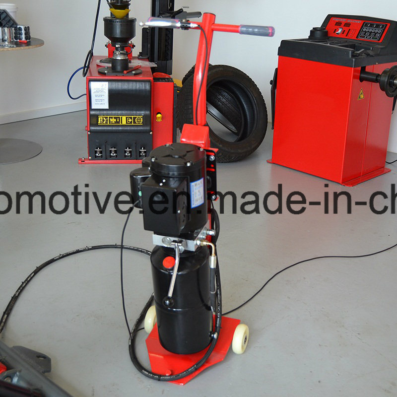 Portable Middle Rise Scissor Lift
