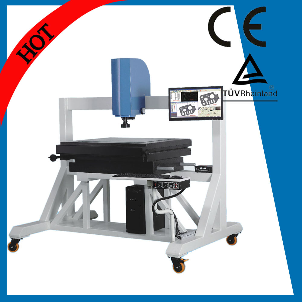 Hanover Brand 2D Measurement + 3D Measurement Video Measuring Machine