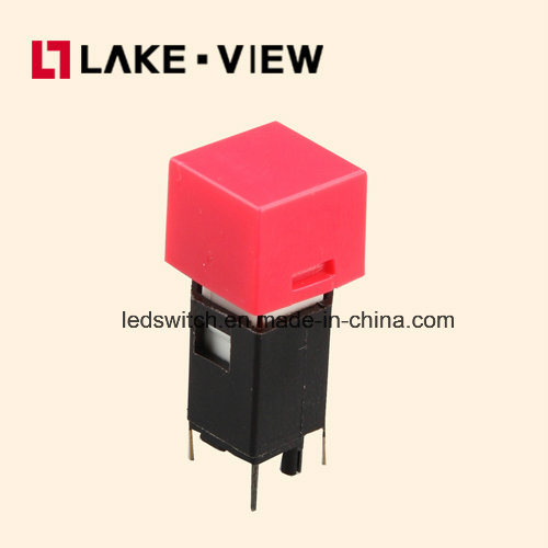 11*11mm Illuminated Dustproof Waterproof LED Tact Switch
