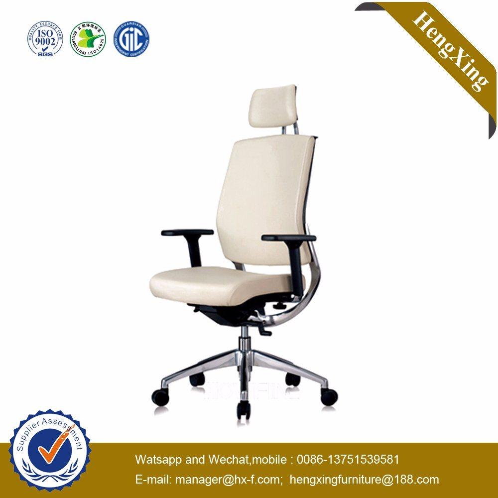 Aluminium Base Adjustable Arms Ergonomic Executive Mesh Chair (HX-MC011)