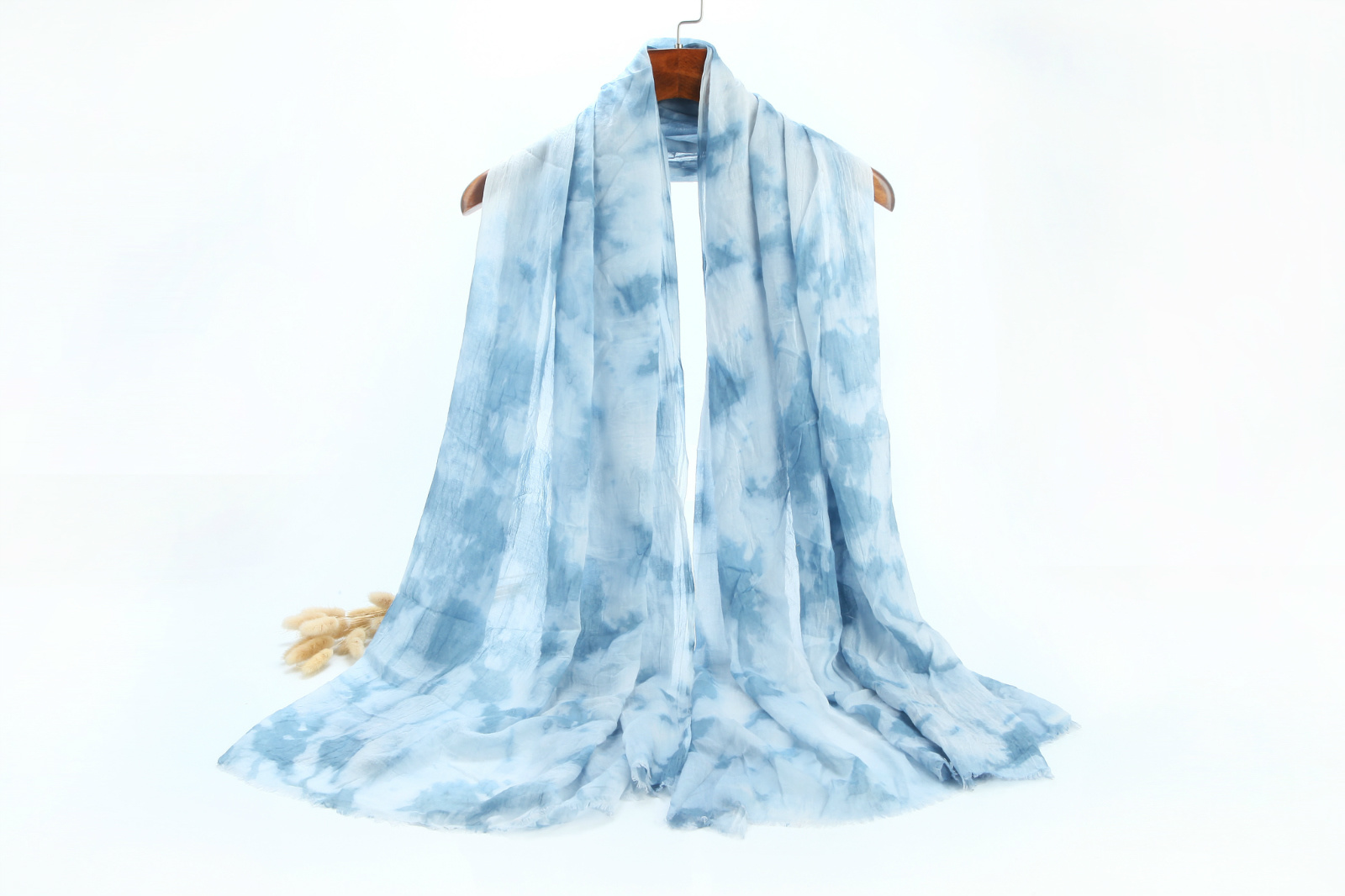 Colorful Elegant Tie Dyed Muslim Hijab