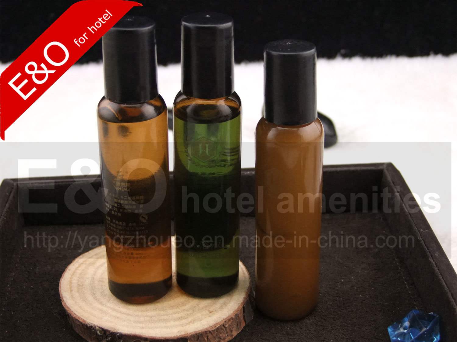 Hotel Disposable Shampoo and Soaps, Hotel Bathroom Accessories, Hotel Amenities Eo-B162
