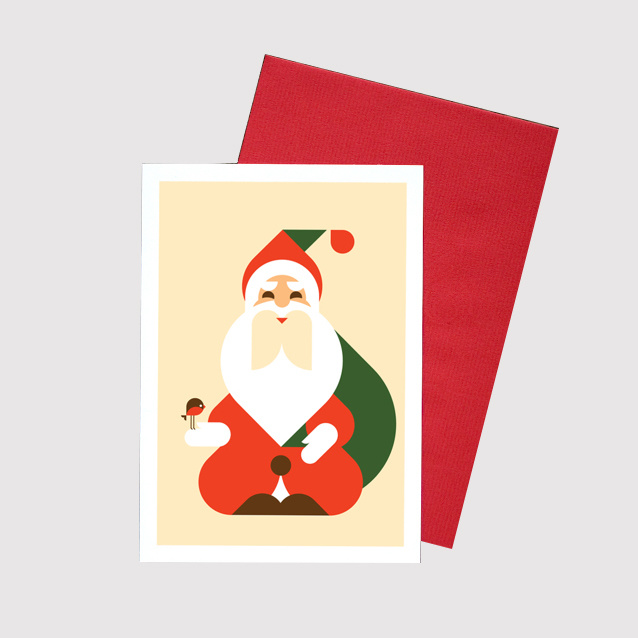 Full Color Offset Printing Gift Greeting Card