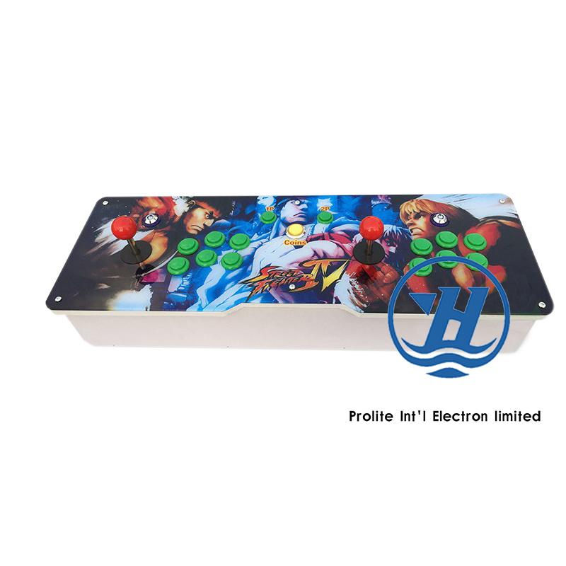 2 Players Arcade Joystick Control Panel Pandora Box Game Console (ZJ-HAR-22)