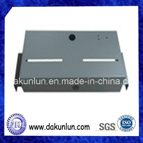 Custom Plastic/Aluminum Box, Instrument Case, Injection Molding Part